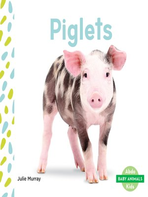 cover image of Piglets
